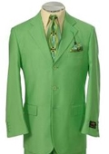 Mens Lime Green ~