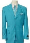Turquoise tuxedo jacket
