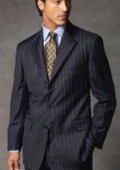 Fitted men suit