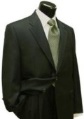 Mens Dark Olive Green