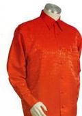 Orange Long Sleeve 2pc