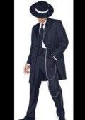 Mens Tuxedo Fashion Zoot