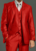 Red suits