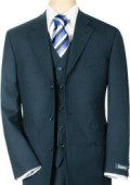 Mens 3 piece Navy