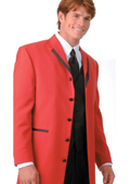 Long Fashion Tuxedo Colored