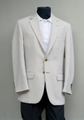 2 Button Blazer Sand