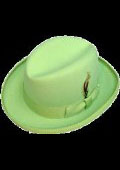 Mens Lime Green Hat