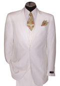Whitw suits