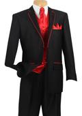 Suit Black $595
