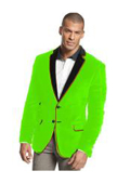 Greeen suits