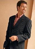 Pinstripe-Suit