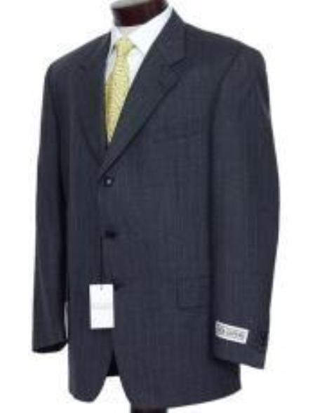 Pinstripe Business Suit