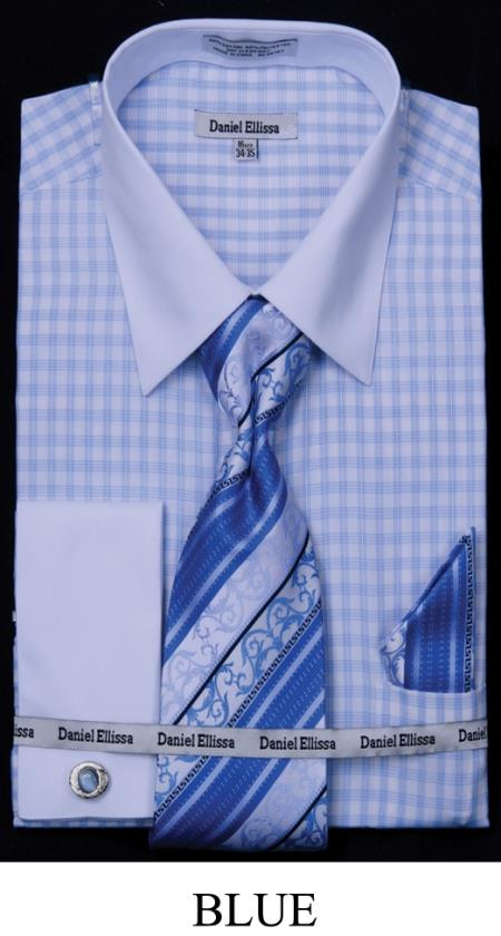 Satin Mens Dress Shirts