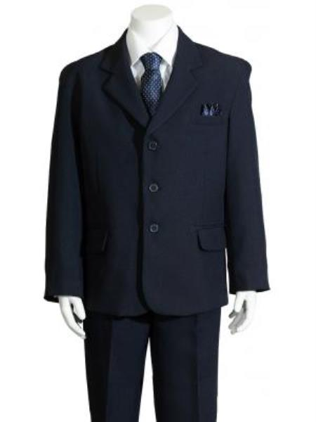 boys 5 pc suit