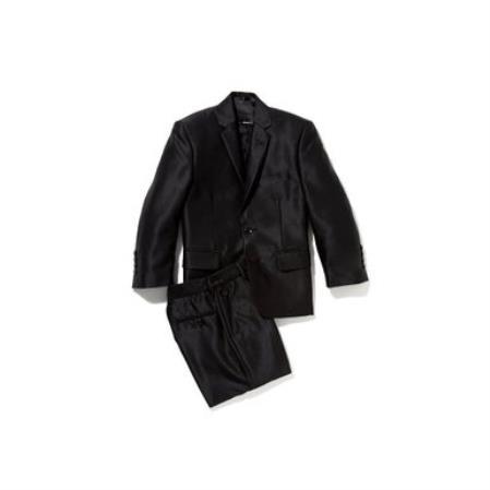 black toddlers suitt