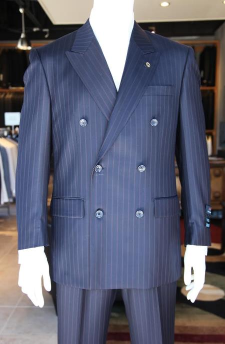 Tips for Mens Double Breasted Suits