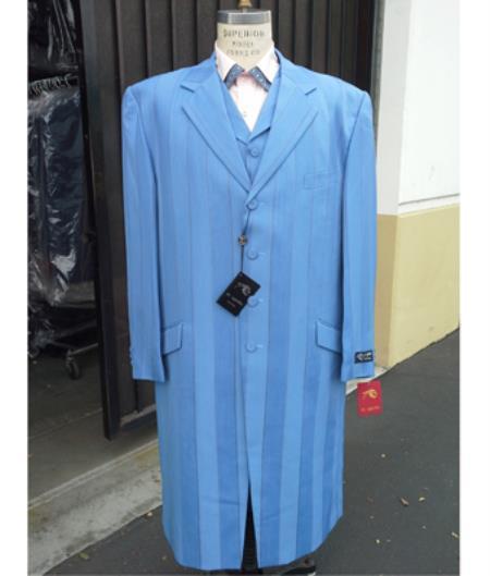 Blue Zoot Suit