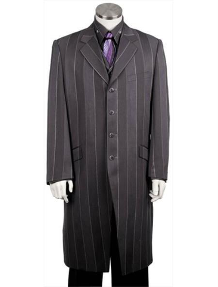 Long Maxi Zoot Suit