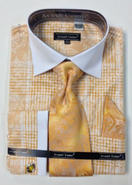 Stylish shirt and tie combinations for Dress shirts and tie combos sale