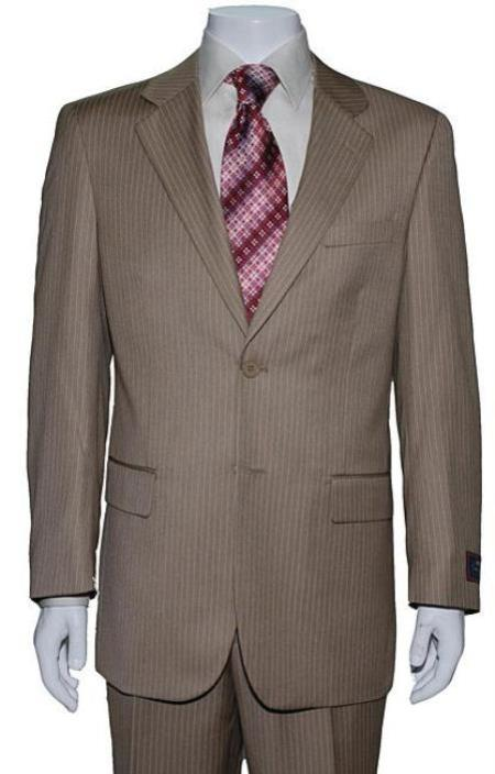 Mini Pinstripe Suit