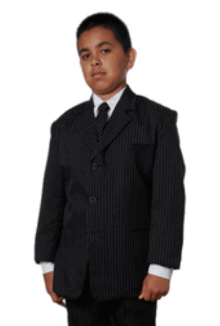 Boys designer suit
