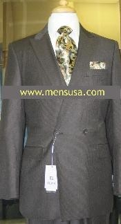 Suit Brown