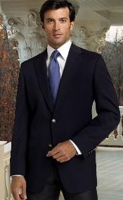 Navy Blue Sport Coat