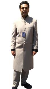 Button clergy robes no