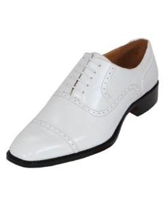 White Oxford Dress Shoe