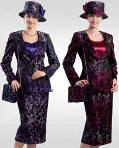 Women's church suits