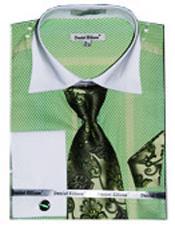 Shirts lime mint Green