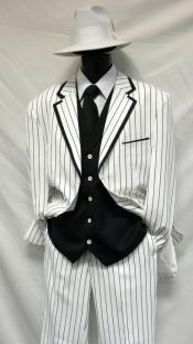 Gangester Milano Moda White