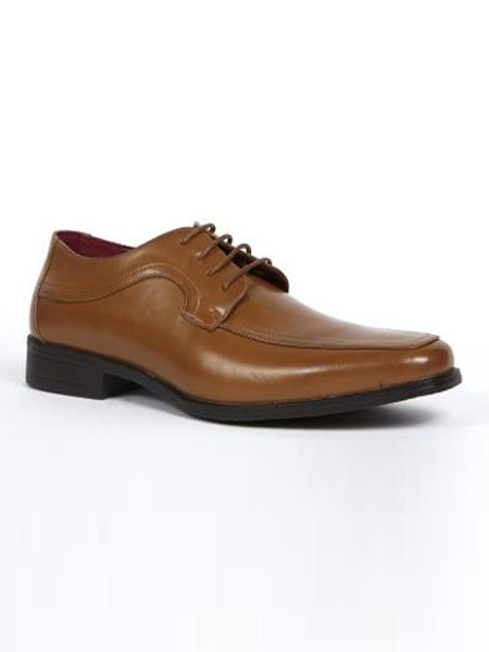 Product# SS-8745 Dress Shoes for Online Cognac