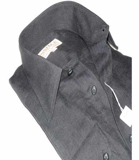 Inserch Button Front Linen
