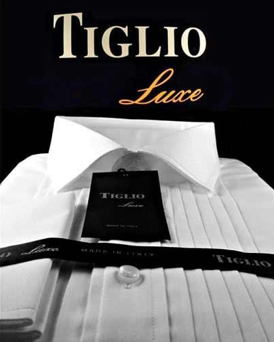 White Tiglio Luxe Mens
