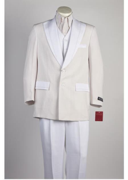 2 Button Suit Single