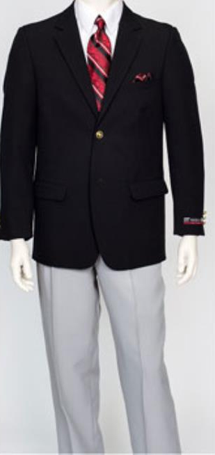 Mens 2 Button Pacelli