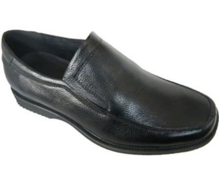 Mens Black Zota Shoes