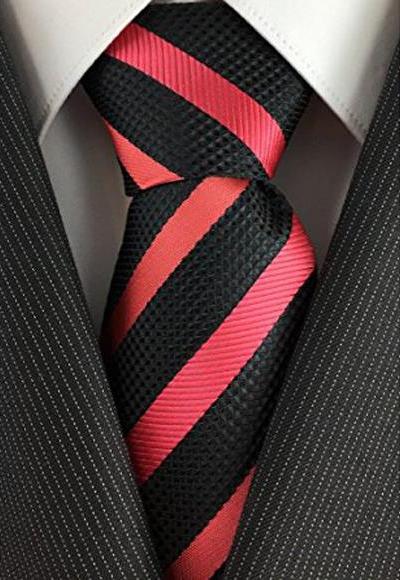 Mens Fashionable Slim Tie