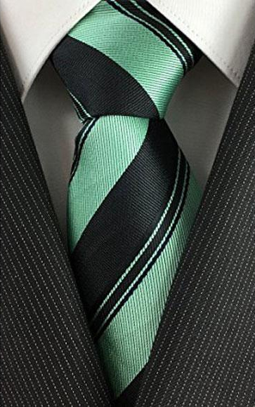 Mens Regular Necktie Peal