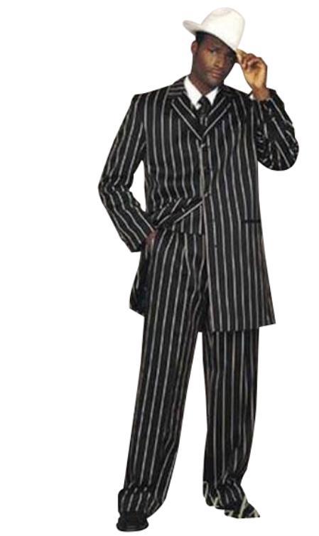 JSM-4439 Mens Black High Fashion
