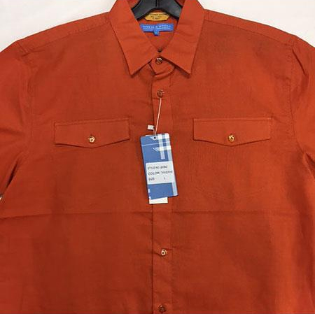 Mens Tangerine Thread &