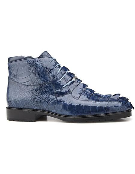 Belvedere Mens Leather Lining