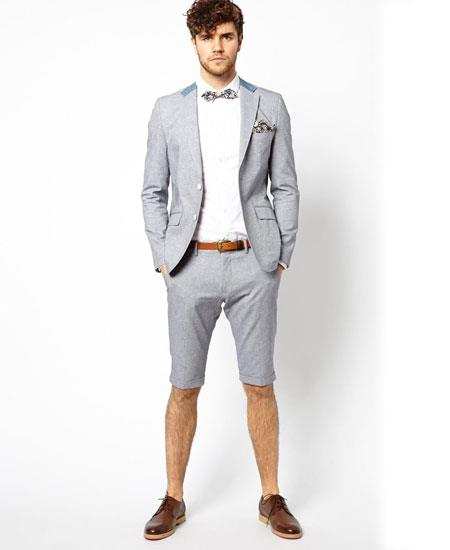 Mens Summer Business Light