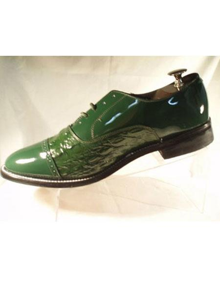 Mens 5 Eyelet Lacing