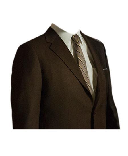 Mad Men suits don