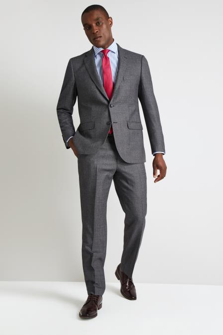 Mens Two Button Notch
