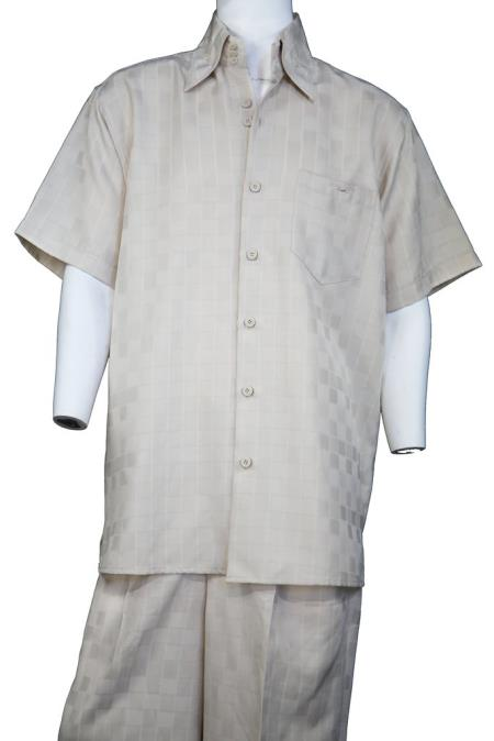 Mens Gridlock Short Sleeve