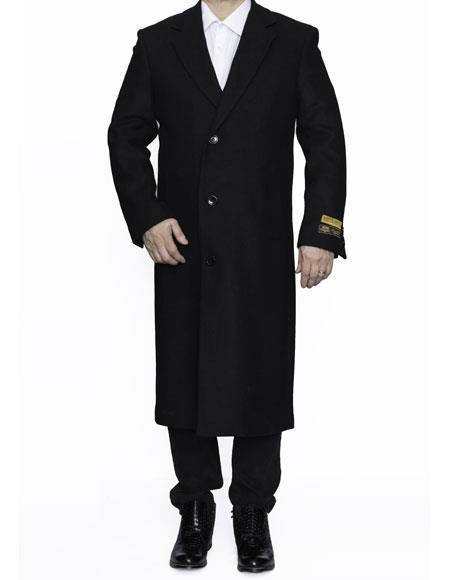 men's Big And Tall Trench Coat Raincoats Overcoat Topcoat 4XL 5XL 6XL Black