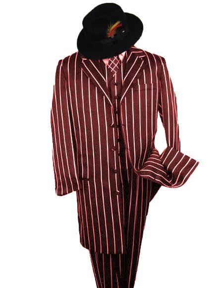 ~ Pinstripe Fashion Longer